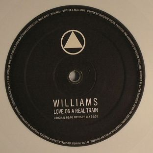 Williams - Love on a Real Train