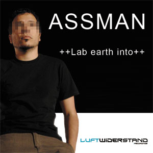 Assman - Lab Earth Into (Luftwiderstand Recordings)