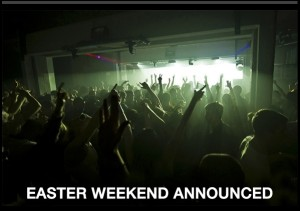 Warehouse Project - easter shows