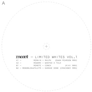Limited White Vol. 1