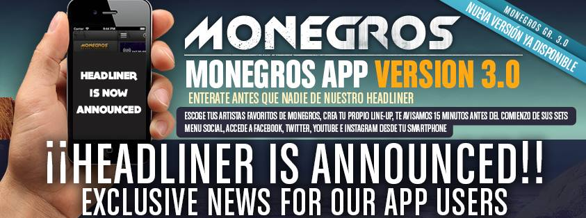 monegros app android iphone