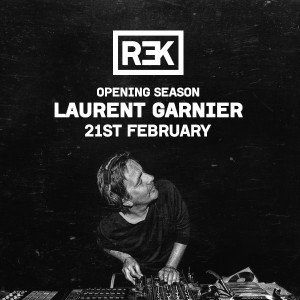 Laurent Garnier @t Ker Club