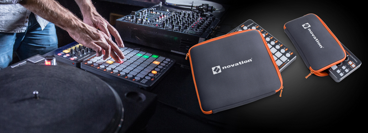 Novation presenta Launchpad S Control Pack