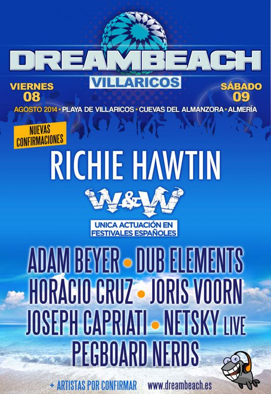 Richie Hawtin @ Dream Beach Villaricos 014