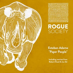 Esteban Adame - Paper People EP