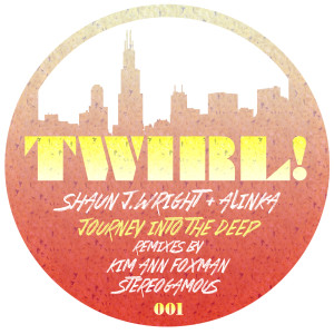 Shaun J. Wright & Alinka - Journey Into The Deep