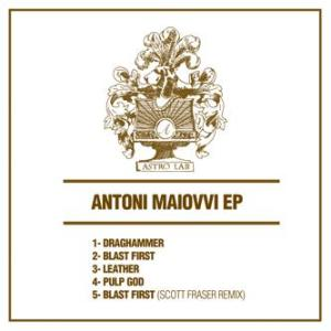 Antoni Maiovvi- Speculative fiction ep