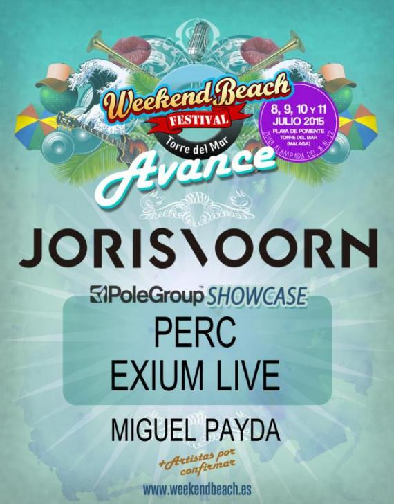 JORIS VOORN @ Weekend Beach Torre del Mar 015
