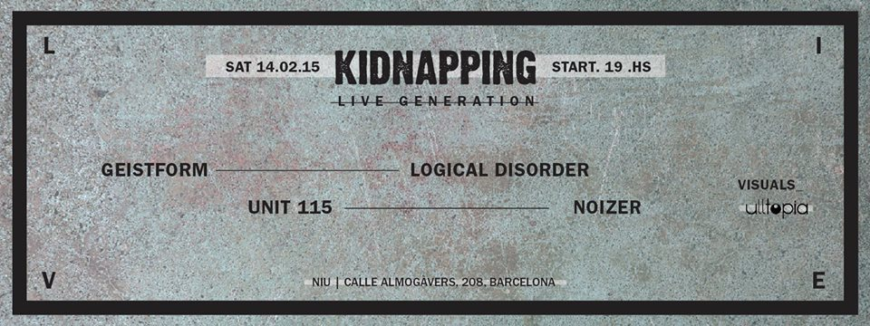 Kidnapping live generator