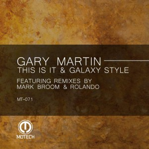 Gary Martin - This Is It_Galaxy Style