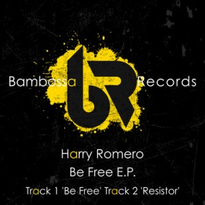 Harry Romero - Be Free