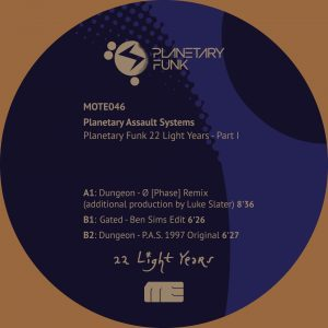 Planetary Assault Systems - Planetary Funk 22 Lightyears Part. 1