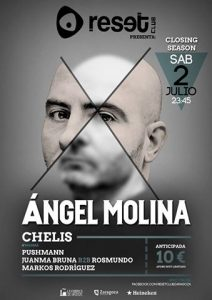 Angel Molina @t Reset Club